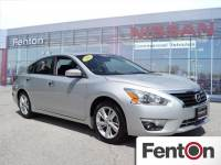 2015 Nissan Altima 2.5 SL CERTIFIED