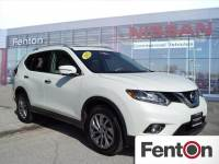 2015 Nissan Rogue SL CERTIFIED