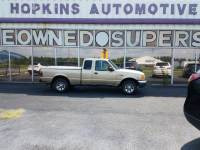 2002 Ford Ranger XLT SuperCab 2WD - 381A