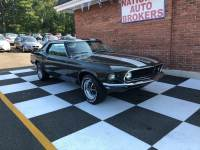 1969 FordMustang Mustang coupe