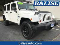 Used 2012 Jeep Wrangler Unlimited Arctic for Sale in Hyannis, MA