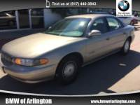 Used 1999 Buick Century Front-wheel Drive in Arlington