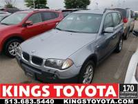 Used 2004 BMW X3 2.5i in Cincinnati, OH