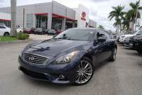 Pre-Owned 2012 INFINITI G37 Coupe Sport 6MT 2dr Car With Navigation