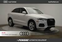 2016 Audi Q3 quattro 2.0T Premium Plus in Fairfield CT