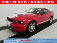 2007 Ford Mustang Shelby GT500 Rear-wheel Drive