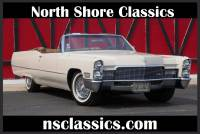 1968 Cadillac DeVille -2 OWNER 16K ORIGINAL MILES- CLASSIC CONVERTIBLE CADDY-SEE VIDEO