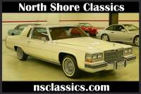 1985 Cadillac Fleetwood -BROUGHAM- ALL ORIGINAL LOADED SURVIVOR-