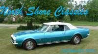 1967 Chevrolet Camaro -RS/SS-CONVERTIBLE- STUNNING CLASSIC CAR-