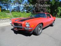 1973 Chevrolet Camaro - Z28- NUMBERS MATCHING - 4 SPEED - RED ON BLACK -