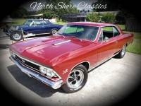 1966 Chevrolet Chevelle -SUPER SPORT- TRUE 138 CAR - 427 BB -