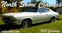 1968 Chevrolet Chevelle Concours VERY RARE CAR