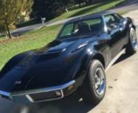 1969 Chevrolet Corvette -BIG BLOCK Tri Power 427 STINGRAY-WOW!