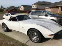 1972 Chevrolet Corvette - NUMBERS MATCHING - CONVERTIBLE FUN STINGRAY-SEE VIDEO