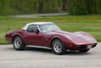 1975 Chevrolet Corvette -ORIGINAL- 350/350 V8 AUTOMATIC CONVERTIBLE -SEE VIDEO
