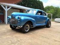 1941 Chevrolet Coupe - GASSER- BUILT DRAG CAR- STREET OR STRIP-