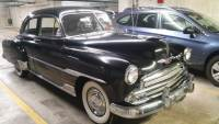1951 Chevrolet Deluxe -Old classic cruiser-