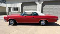 1966 Chevrolet Impala -SUPERSPORT- CONVERTIBLE - BIG BLOCK 454 - SEE VIDEO