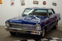 1966 Chevrolet Nova -RESTORED PACIFIC BLUE PEARL NOVA II-