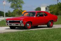 1968 Chevrolet Nova -SOLID TEXAS CAR-FRESH 383 - COPO LOOK - SEE VIDEO