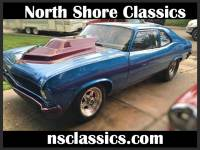 1971 Chevrolet Nova - PRO-BUILT PROSTREET CLASSIC POWERED BY A STRONG 505 BBC-