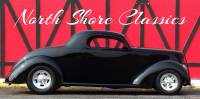1937 Ford Coupe 3 WINDOW-SHOW QUALITY-PRO TOUR-FUEL INJECTED-SEE VIDEO
