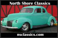 1940 Ford Coupe -ALL STEEL BODY-DRIVERS WANTED FOR THIS STREET ROD-REDUCED PRICE- SEE VIDEO