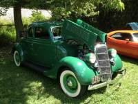 1935 Ford DELUXE 5 WINDOW-CHIP FOOSE ENDORSED-SEE VIDEO