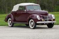 1940 Ford DELUXE -NUMBERS MATCHING- ORIGINAL CONVERTIBLE SURVIVOR-SEE VIDEO
