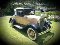 1930 Ford Model A - RUMBLE SEAT SPORTS COUPE- NICE- CLEAN- ORIGINAL