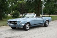 1967 Ford Mustang -REAL GT FULLY RESTORED PONY CONVERTIBLE-SEE VIDEO