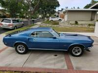 1969 Ford Mustang - SOLID AND RELIABLE FASTBACK