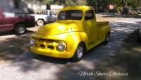1951 Ford Pickup -F1- CLASSIC TRUCK - RESTORED 2015