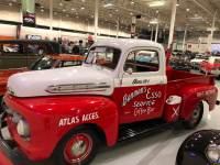 1952 Ford Pickup -F150 -ORIGINAL BLACK PLATE CALIFORNIA TRUCK