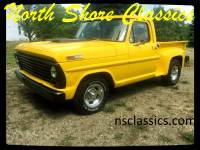 1967 Ford Pickup F100- BUILT FORD TOUGH- NUMBERS MATCHING-