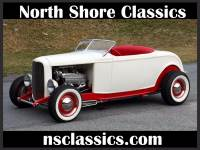 1932 Ford Roadster -CONVERTIBLE HI-BOY- OHV - 401 BB NAILHEAD- HIGHLY DOCUMENTED