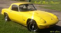 1970 Lotus Elan S4 2 Owner Car