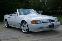 1992 Mercedes Benz 300 SL -LOADED-CONVERTIBLE - EXCELLENT CONDITION 96k Miles- SEE VIDEO