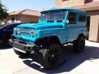 1967 Nissan Patrol - RARE -4X4- NEW 350 HP 5.0 FUEL INJECTED MOTOR -