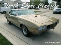 1970 Pontiac GTO -400 TURBO-THIS GTO IS READY TO GO-