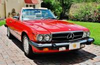 1989 Mercedes-Benz 560 Series SL