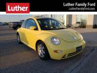 2003 Volkswagen New Beetle 2dr Cpe GLX Turbo Auto Hatchback 4