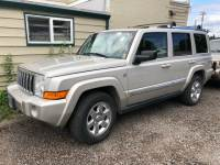 2007 Jeep Commander Limited Limited 4dr SUV