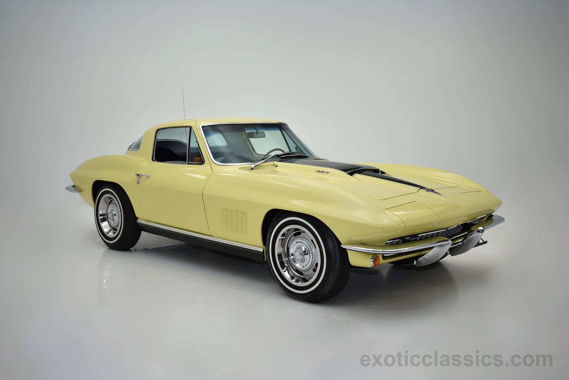 Photo 1967 Chevrolet Corvette Stingray