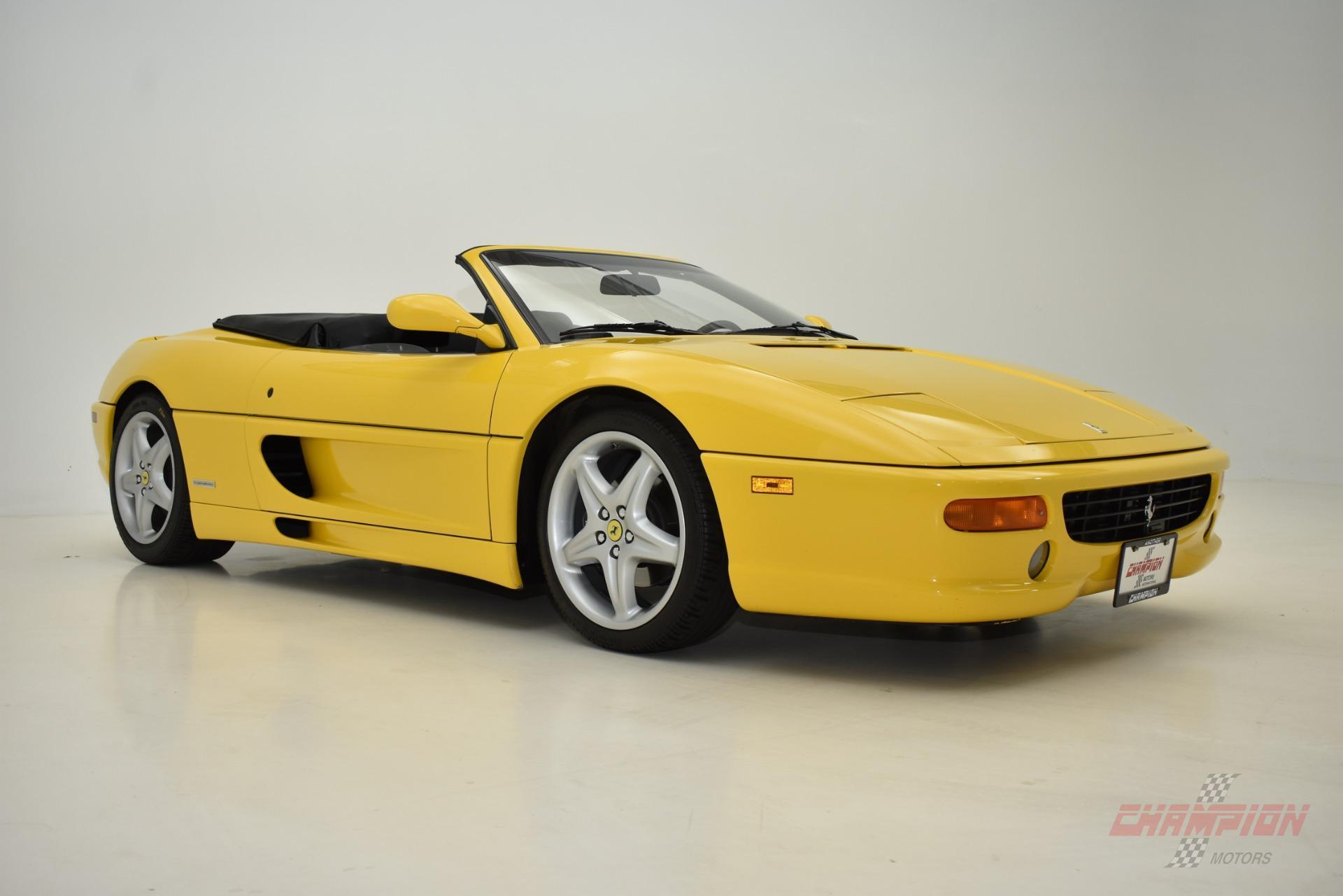 Photo 1997 Ferrari F355