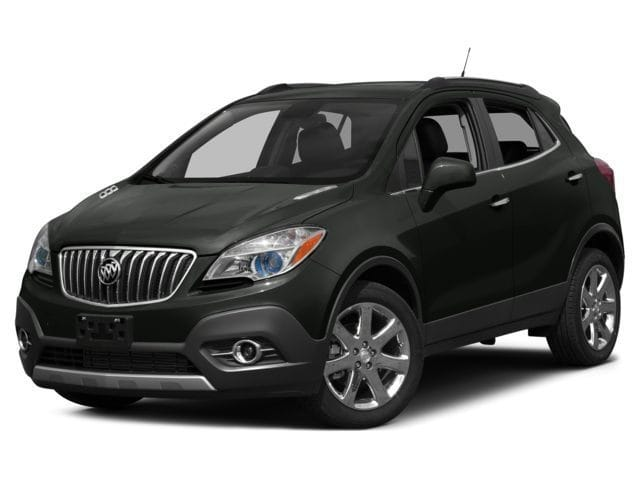 Photo Used 2015 Buick Encore Leather in Harlingen, TX