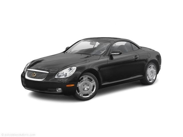 Photo Pre-Owned 2003 LEXUS SC 430 430 Convertible in Oakland, CA