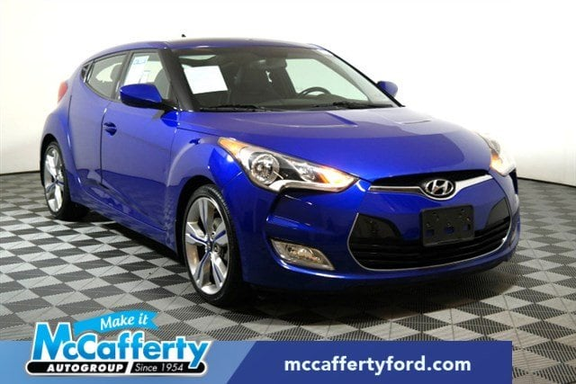 Photo Used 2015 Hyundai Veloster For Sale  Langhorne PA - Serving Levittown PA  Morrisville PA  KMHTC6AD5FU221180