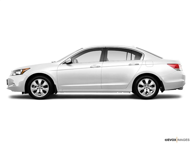 Photo Used 2010 Honda Accord 3.5 EX White Diamond Pearl For Sale  Bennington VT  VIN1HGCP3F78AA009461