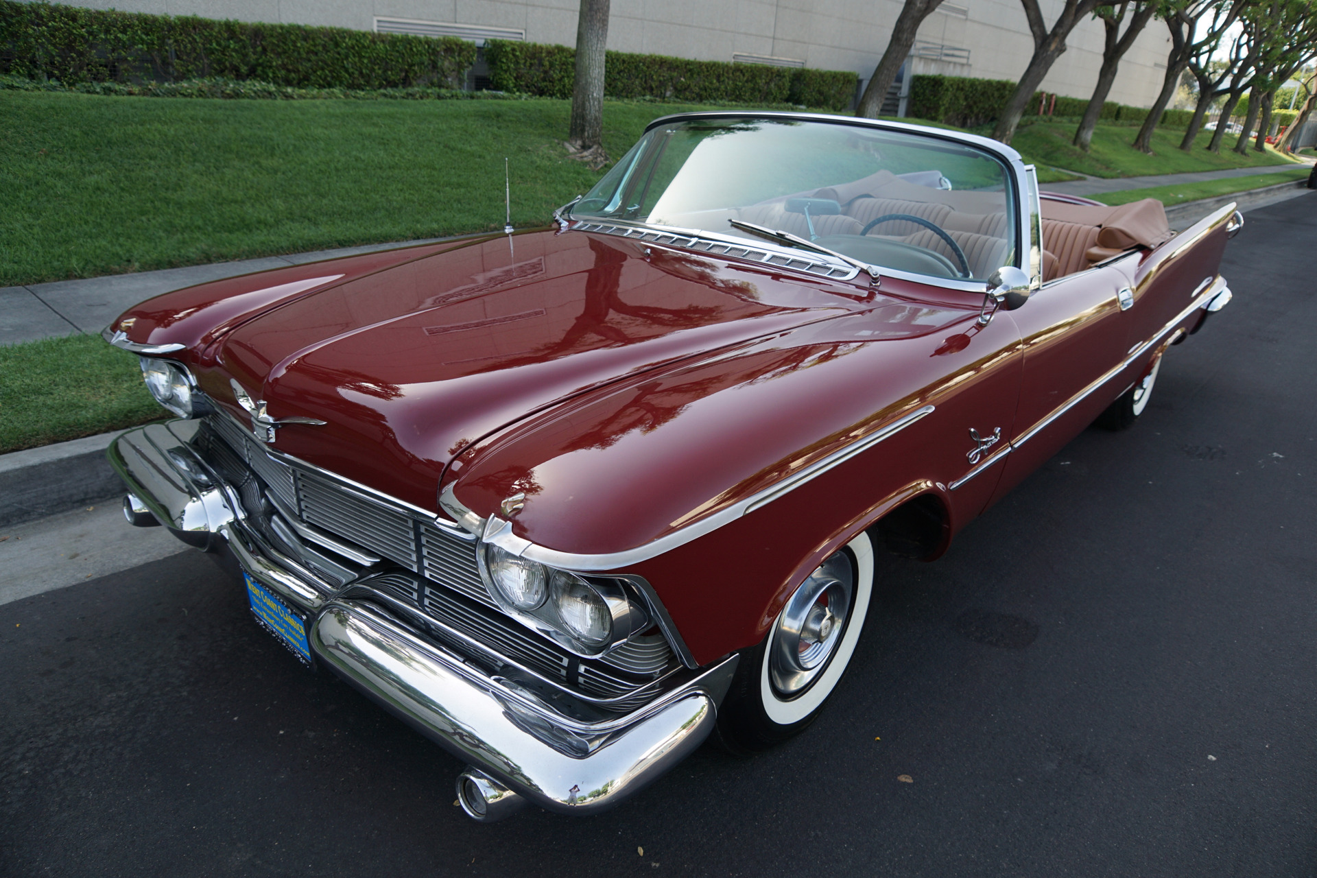 Photo 1958 Chrysler Imperial Crown Convertible